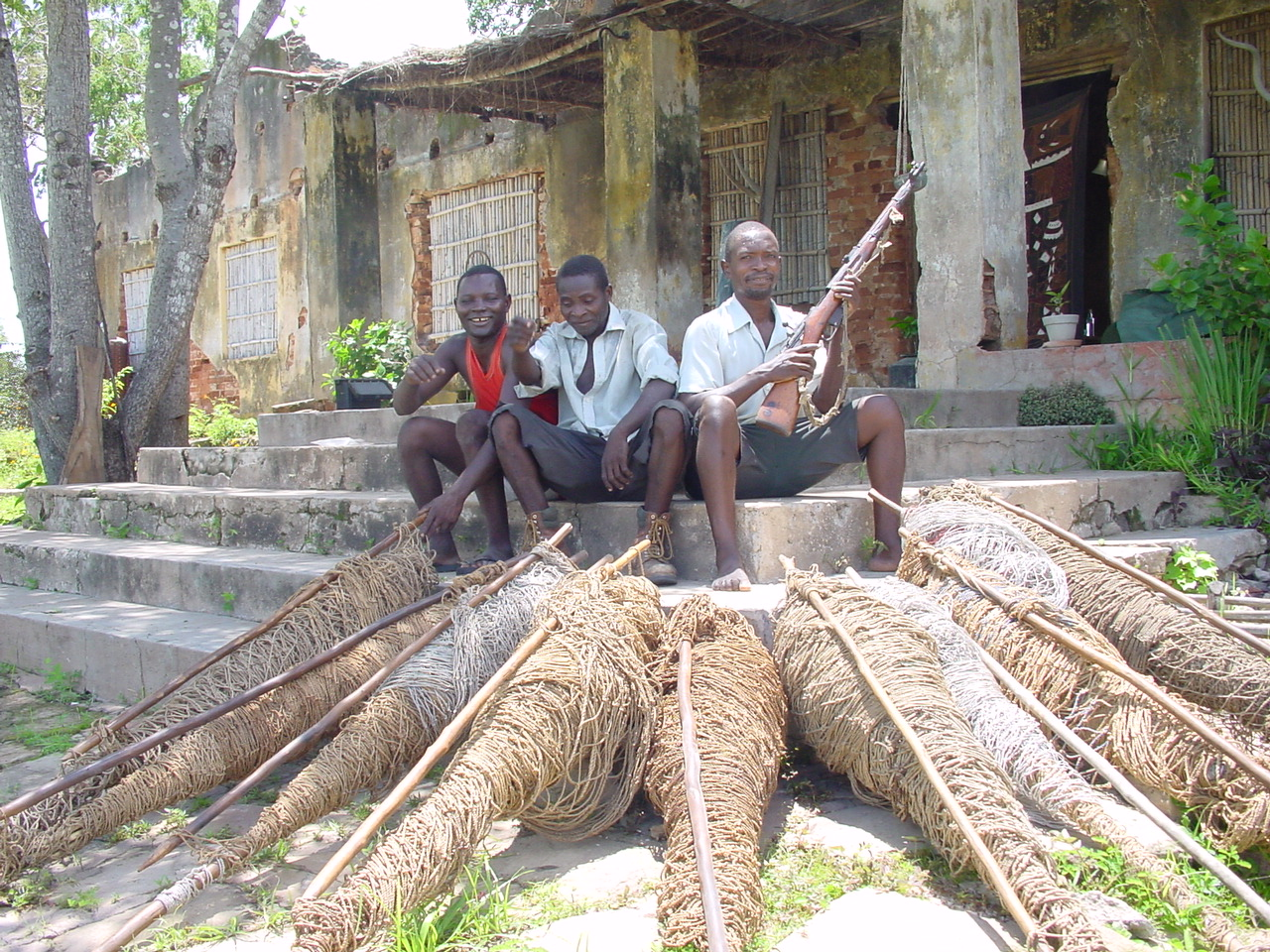 aug-02-Nets confiscated by com rangers Mareja