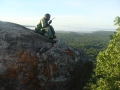Assani on Mareja Mountain