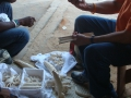 Ivory on sale in Pemba 1